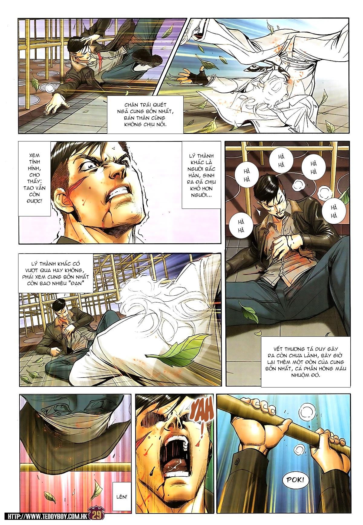 Người Trong Giang Hồ chapter 1677: sát thủ trang 26