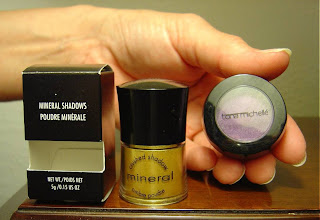 Tona Michelle Cosmetics Mellow Mineral Eyeshadow and Single Eyeshadow.jpeg