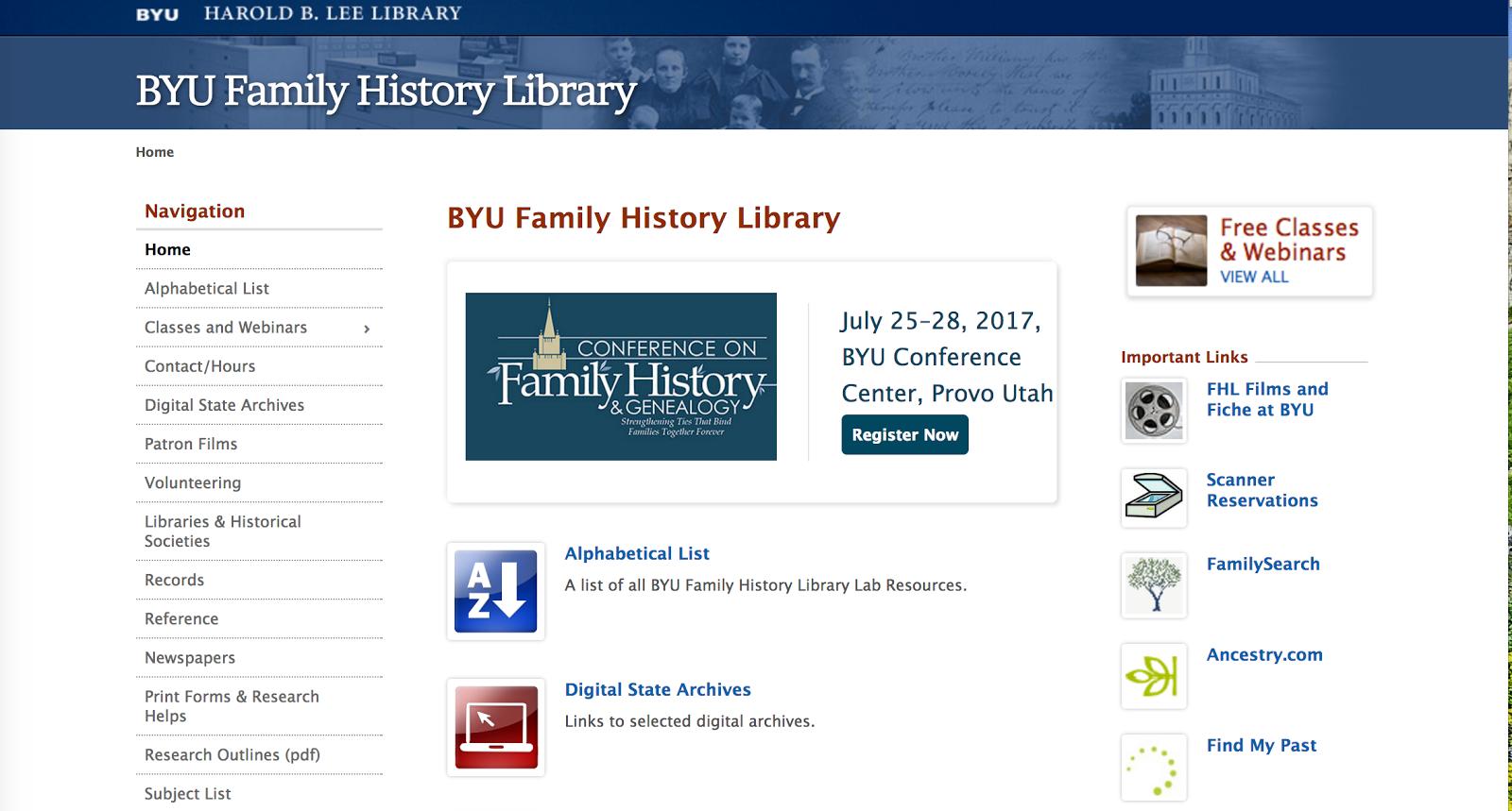 Genealogy's Star: March 2017