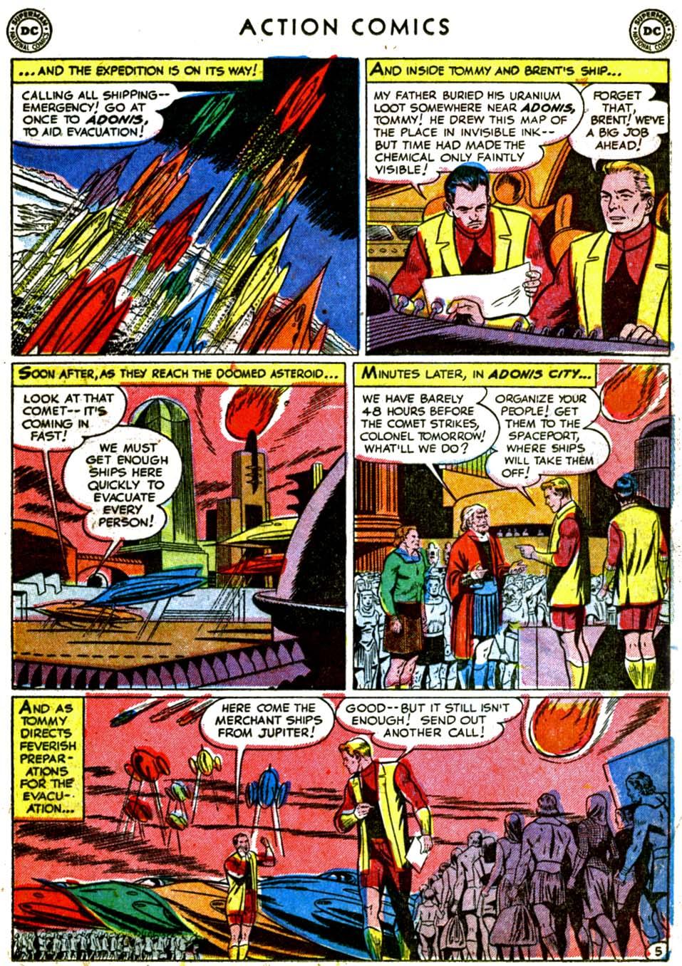 Action Comics (1938) 161 Page 20