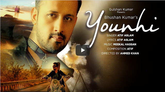 Younhi Lyrics Atif Aslam | Latest Hindi Song 2017