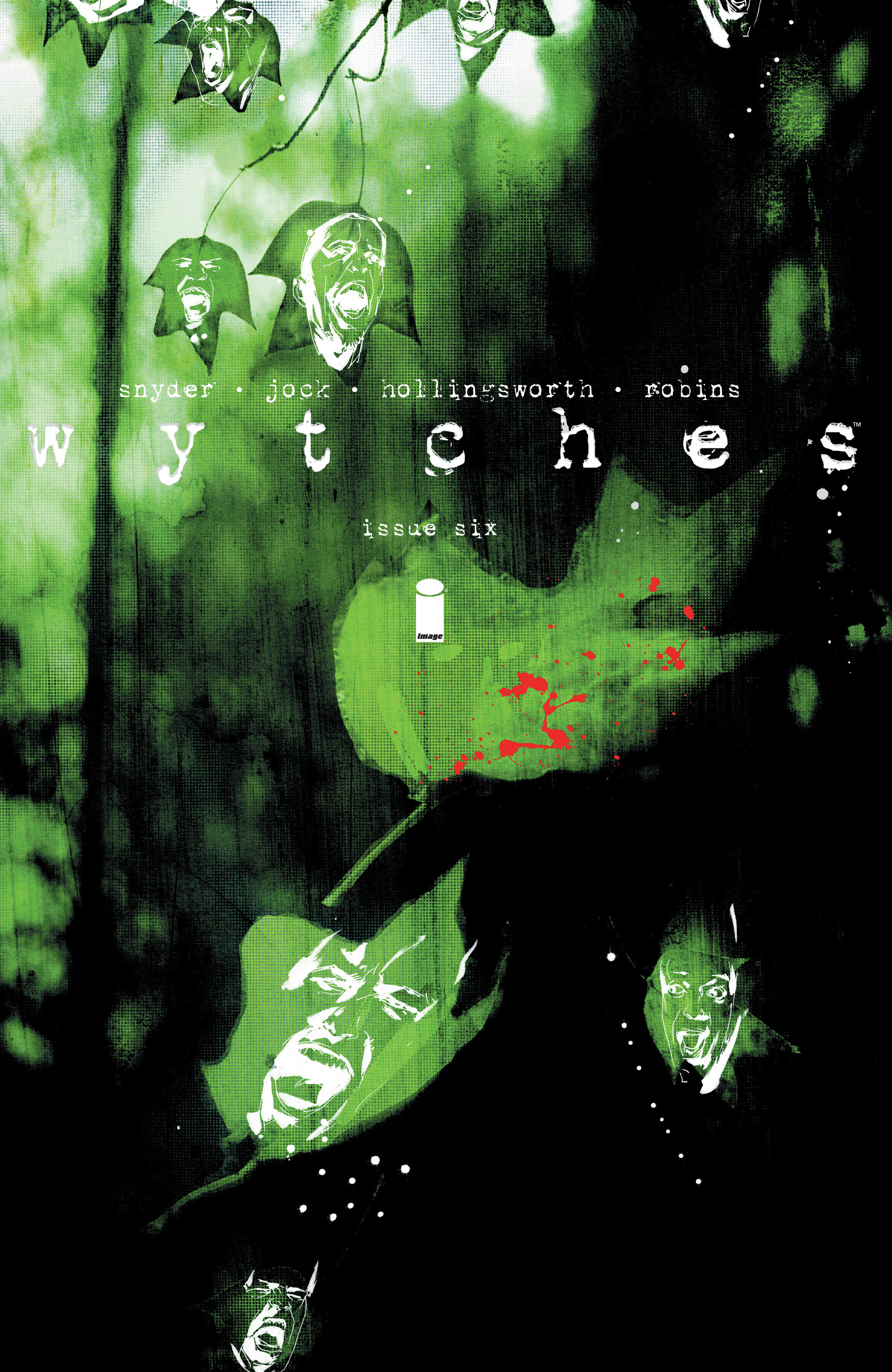 Read online Wytches comic -  Issue #6 - 1