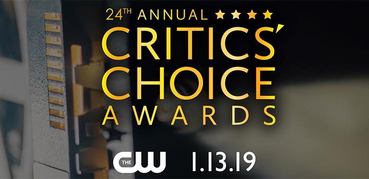 Critics' Choice Awards 2019 logo