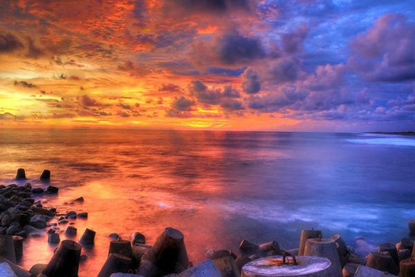 Wisata ke Pantai Glagah, Kulonprogo