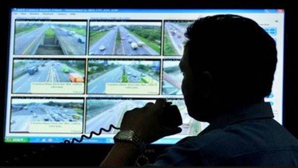 CCTV Jasa Marga Komplit, Ada Rekaman Peristiwa Pembacokan