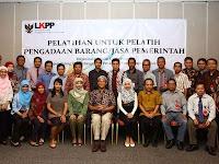 Lembaga Kebijakan Pengadaan Barang / Jasa Pemerintah Republik Indonesia - Recruitment For Network Administrator - Electronic Data Processing August 2016