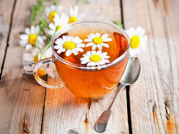 Top 5 Natural Relaxation Drinks