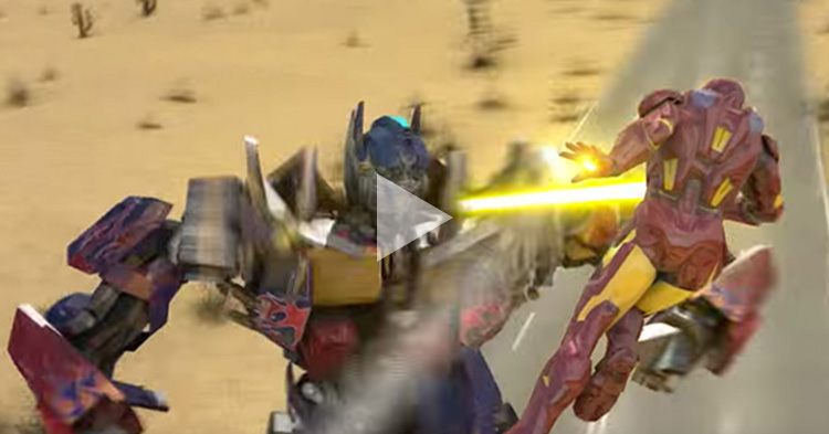 Iron Man VS Optimus Prime: Who will win the epic battle of powers?