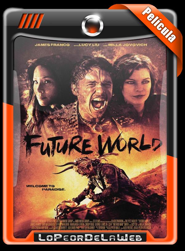 Future World (2018) | Guerreros del Futuro 720p H264 Dual