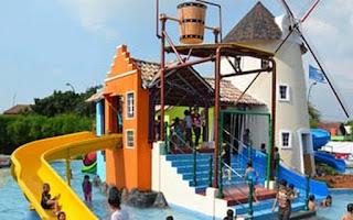 Harga Tiket Masuk Amsterdam Water Park Tangerang