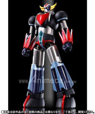 Figura Grendizer Kurogane Finish Super Robot Chogokin UFO Robot Grendizer