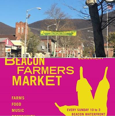 New branding for Beacon Farmers's Market, designed by Daniel Wiese