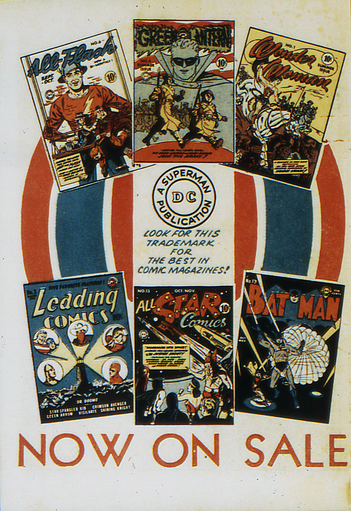 Read online Action Comics (1938) comic -  Issue #53 - 67