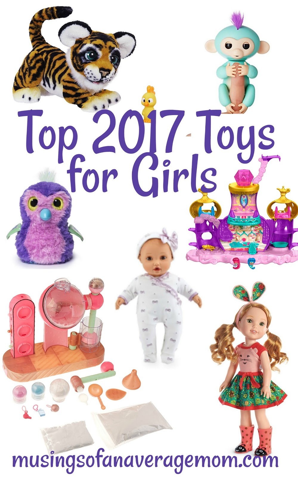 Toys For Chicks : Musings of an average mom top toys for girls
