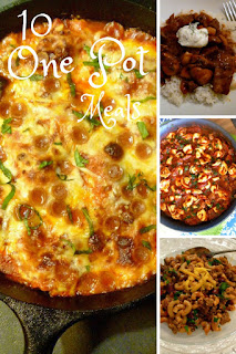 10 One Pot Meals that Dramatically Decrease the Heat in your Kitchen - Slice of Southern