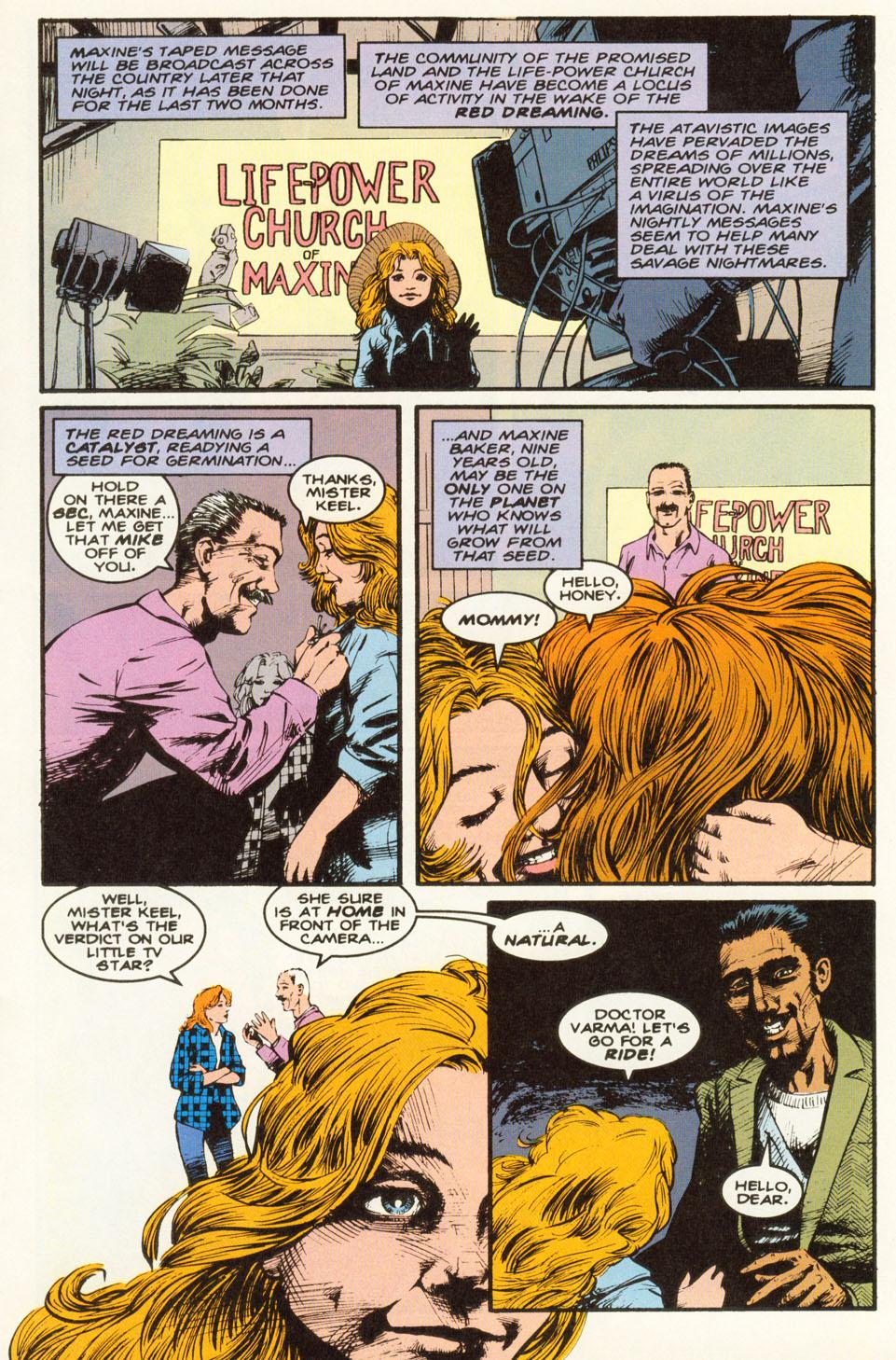 Read online Animal Man (1988) comic -  Issue #81 - 6