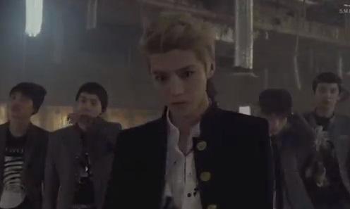 "EXO release drama version ""WOLF"" MVs   Daily K Pop News  EXO release dra..."
