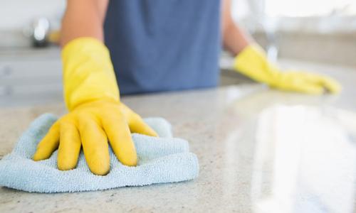 Menjaga Kebersihan dengan Cara Sederhana
