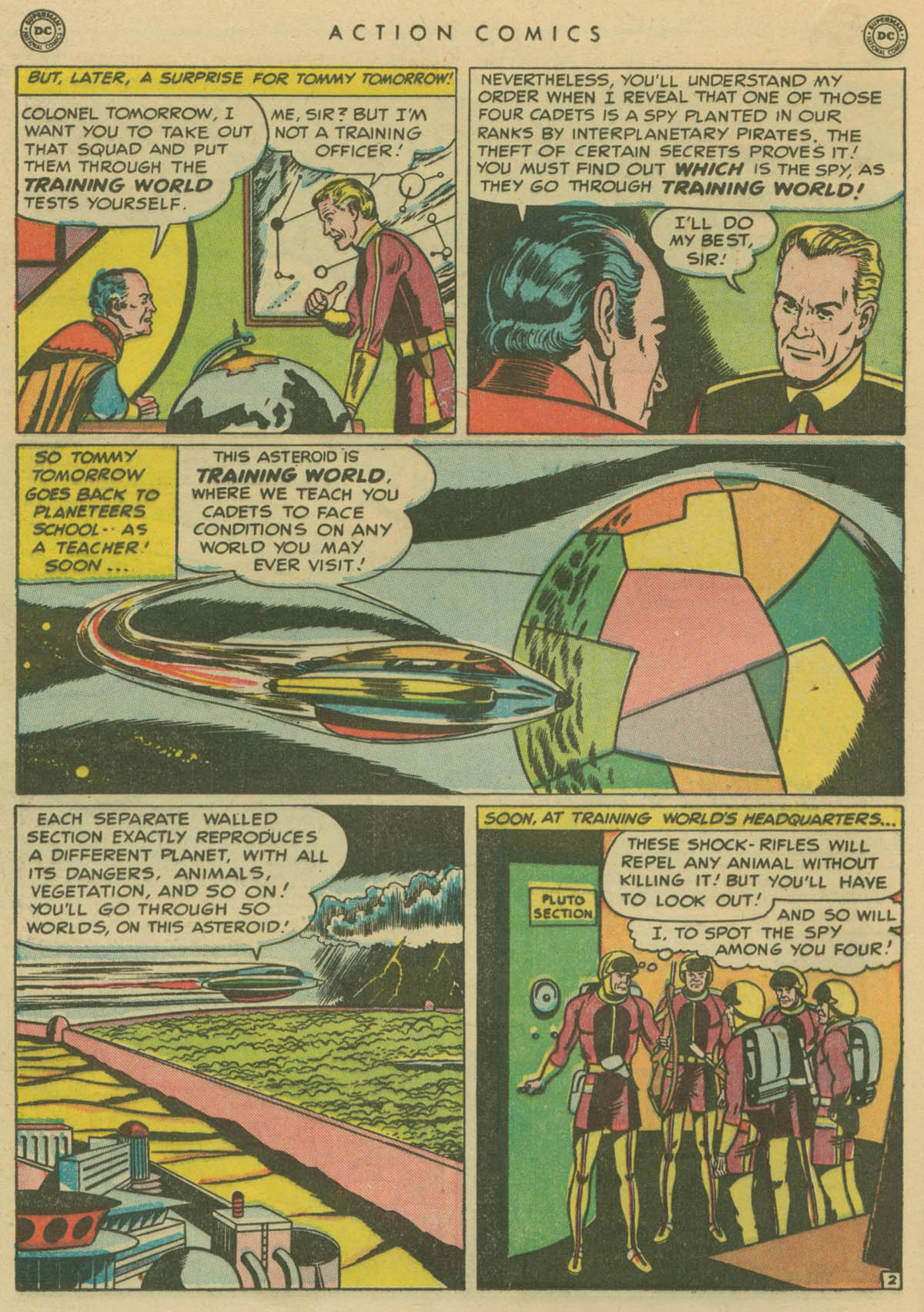 Read online Action Comics (1938) comic -  Issue #141 - 17