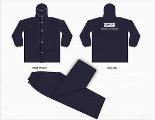 áo mưa chất lượng cao