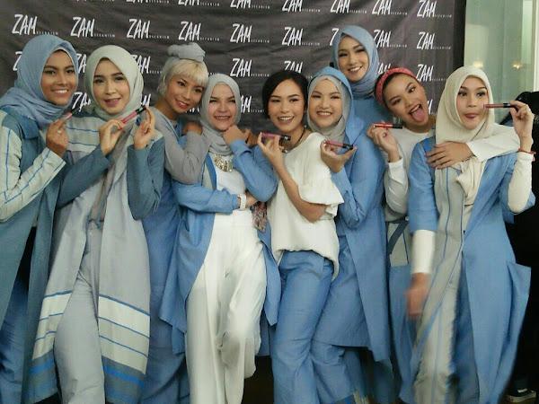 ZAMeccanism, Pancarkan Kecantikanmu melalui Lip Cream Halal