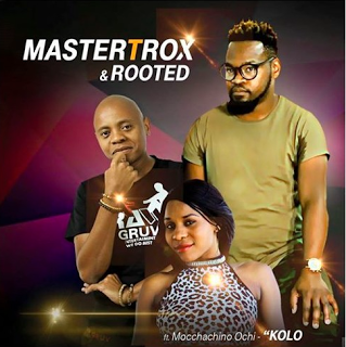 Resultado de imagem para Master T Rox & Rooted ft Mocchachino Ochi - Kolo