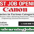 Canon Job Openings - Canon Careers & Jobs - Jobs In Middle East & Europe