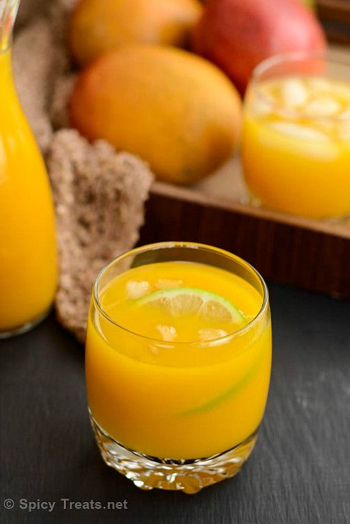 Mango Mocktail Recipe
