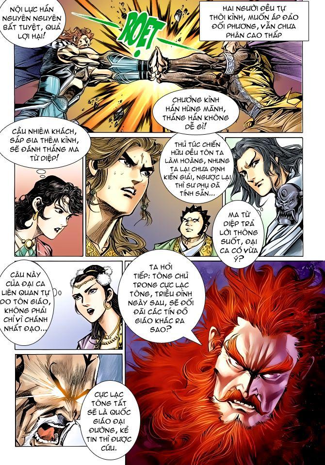 Đại Đường Uy Long chapter 69 trang 10