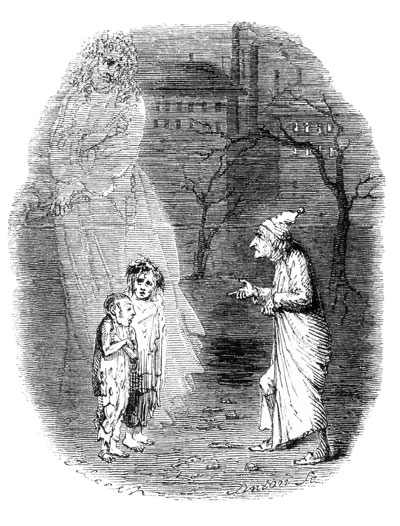 an analysis of ignorance in the famous story a christmas carol A christmas carol analysis source(s): a christmas carol warns of the dangers of the abuse of children paper of a christmas carol: ignorance and want.