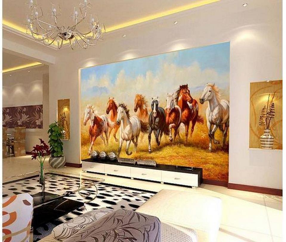 Pintura moderna y fotografía artística : decorando las paredes de ...