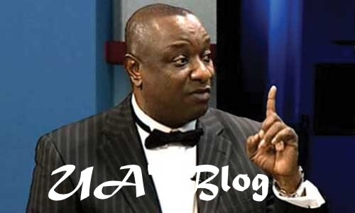 When looters say they will jail 'looters', expect 'lootocracy' – Keyamo SAN