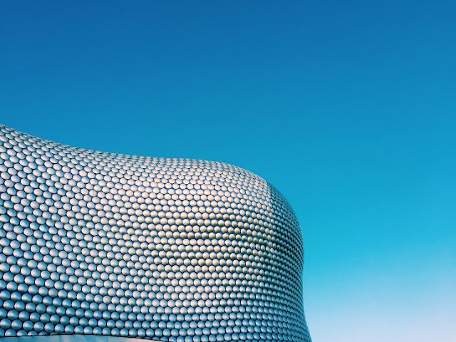 Birmingham Bull Ring - Selfridges