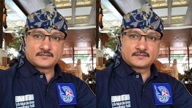 Soal Kursi Cawapres, Ferdinand Hutahaean: Prabowo Bukan Petugas Partai yang Bisa Ditekan dan Dipaksa