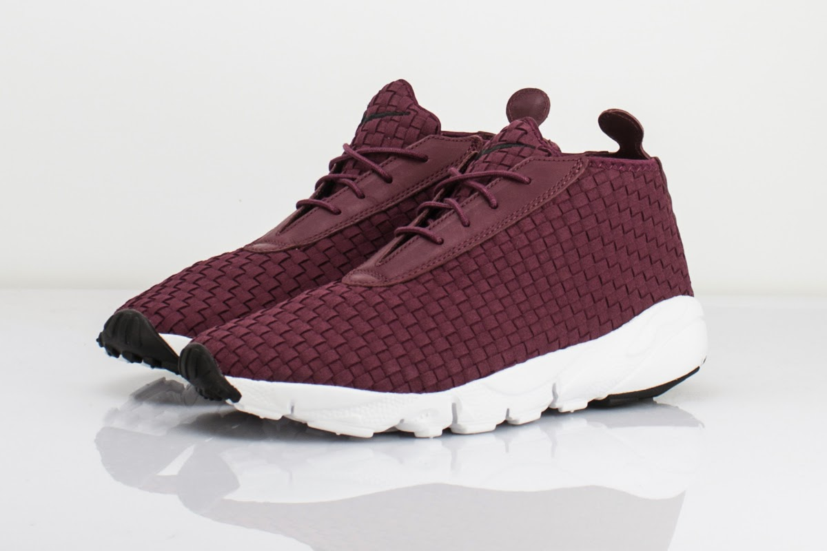 brand new 47476 53a22 NIKE AIR FOOTSCAPE DESERT WOVEN CHUKKA QS. check out full pictures below