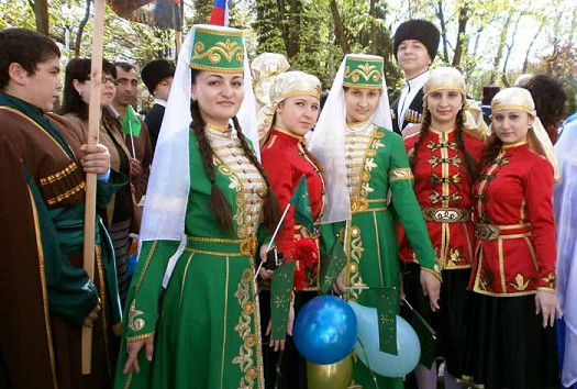 Circassia Times Circassians In Krasnodar Demand Recognition As Region S Indigenous Population
