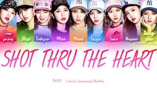TWICE - Shot thru the heart