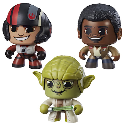 Star Wars Mighty Muggs Series 2 Figures by Hasbro