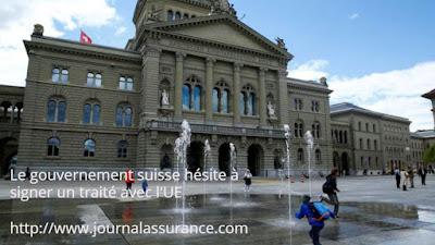 Le gouvernement suisse