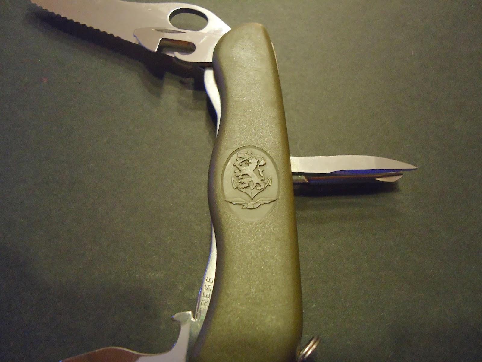 Jeroen S Victorinox Blog Dak Dutch Army Knife Model