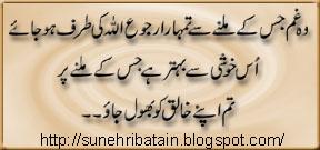 aqwale zareen, urdu anmol batein facebook, sunehre moti
