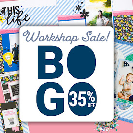 BOGO 35% Off Workshop Kits
