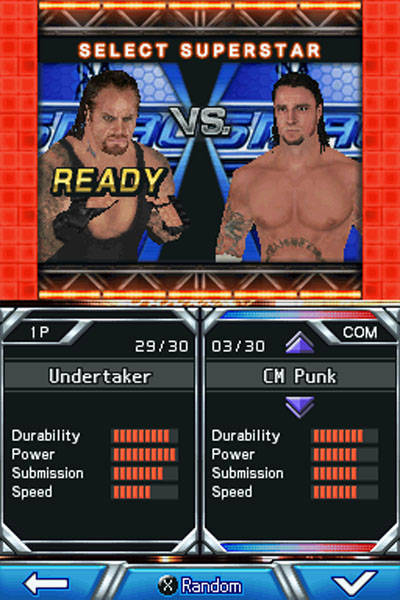 WWE Smackdown vs RAW 2010 screenshot 2