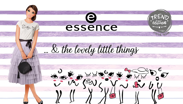 essence the lovely little things te