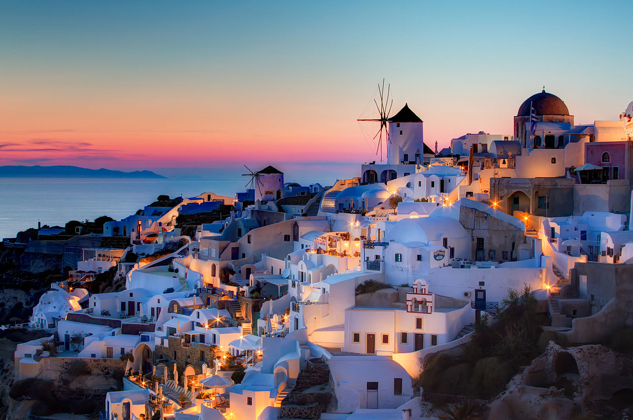 The 10 Best Things To Do In Santorini Island