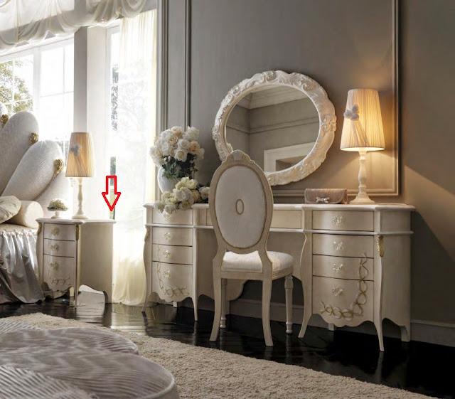 Mobila italiana stil clasic de lux - Mobila dormitor Italia | Toaleta - dormitor - Italia |  mobila italiana de lux,