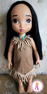 Большая малышка Дисней из мультика Покахонтас