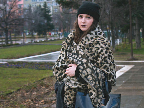 OOTD: The Leopard Scarf