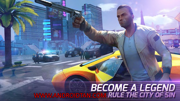 Download Gangstar Las Vegas Mod Apk