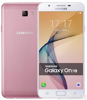 Samsung Galaxy On7 2016 Press Photos leaked'